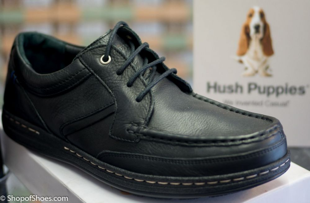 Hush Puppies Ladies Safety Shoes